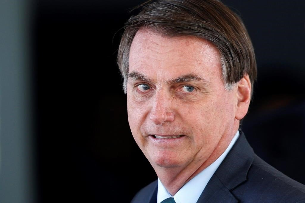 Bolsonaro denies Brazil healthcare system will collapse as coronavirus cases top 1,500