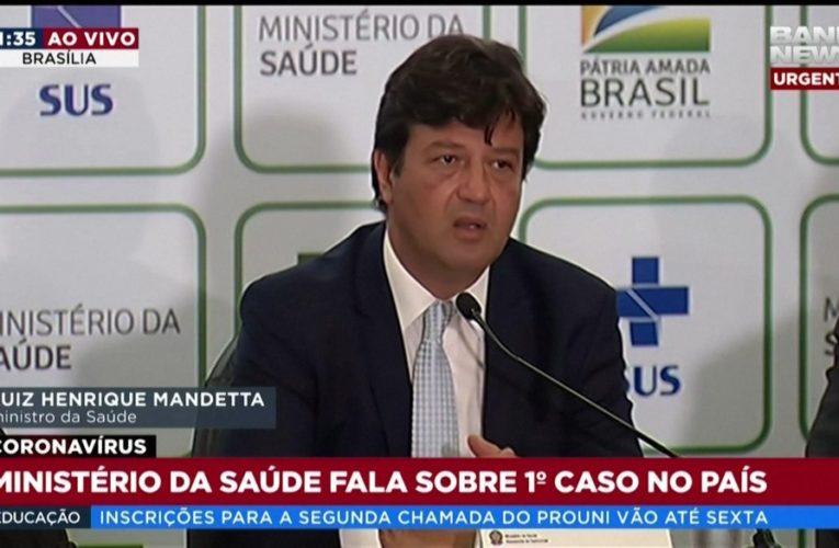 Brazil's Bolsonaro calls coronavirus 'a little flu,' claims strong measures unnecessary
