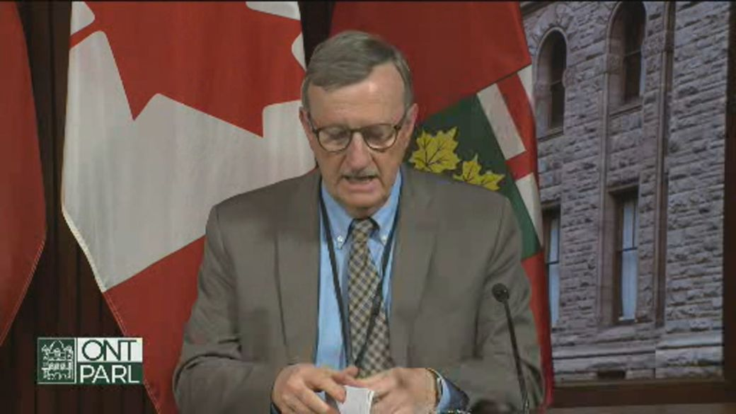 Close all non-essential businesses amid COVID-19 pandemic: Toronto medical officer