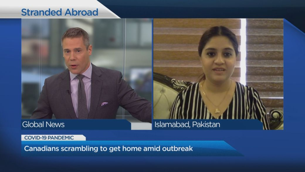 Coronavirus: Mandatory quarantine in Philippines leaves Canadians trapped abroad