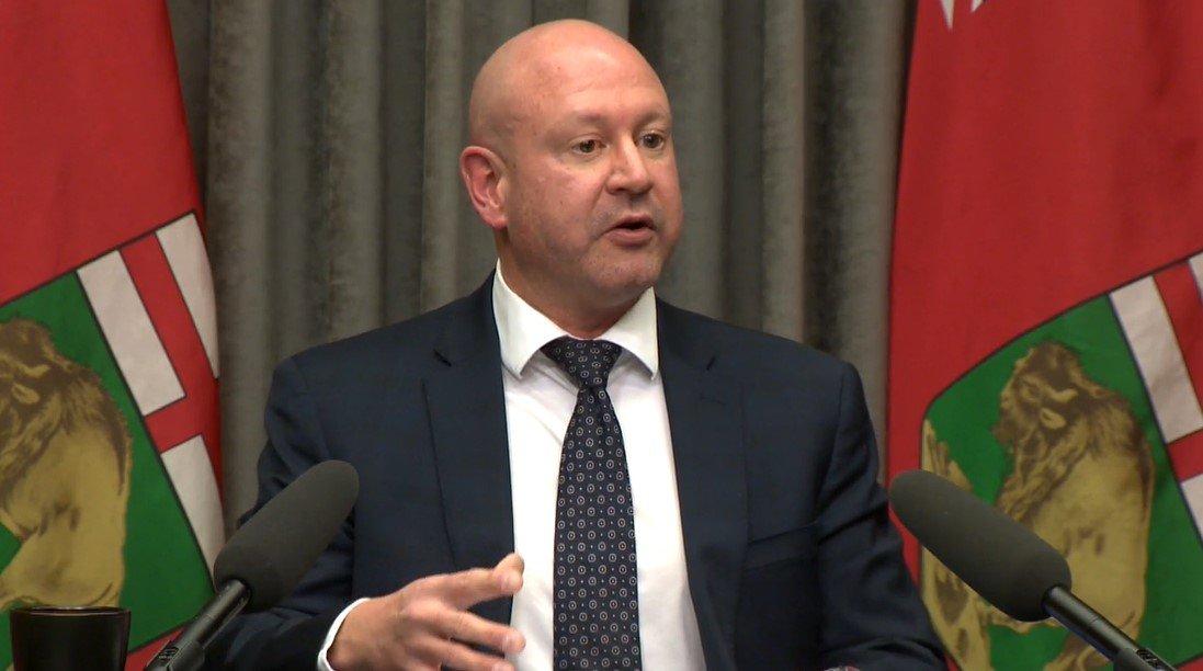 Coronavirus: Manitoba public health officials provide update on COVID-19