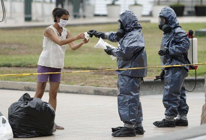 Coronavirus: Ontario woman seen in Peru news report sparks international act of compassion