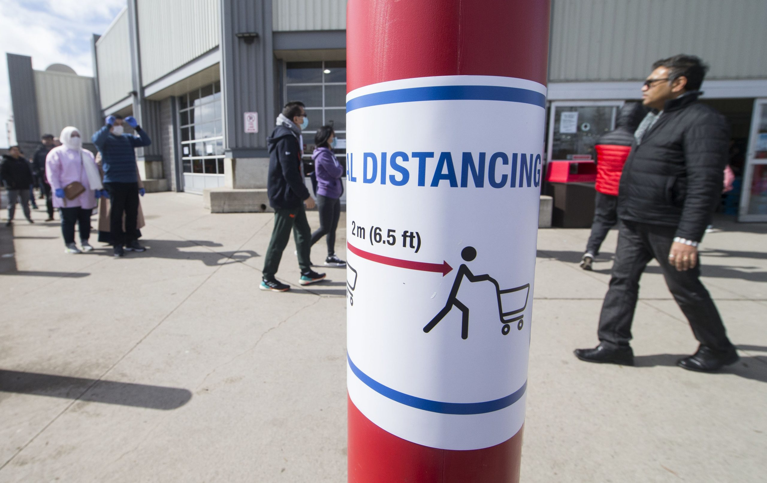 Coronavirus: Provinces say fines, arrests face people who don't distance, self-isolate