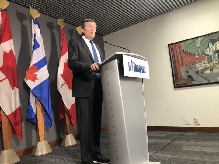 Coronavirus: Toronto mayor to declare state of emergency in wake of COVID-19 pandemic
