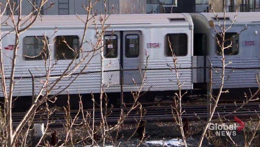 Coronavirus: Toronto subway operator tests positive for COVID-19