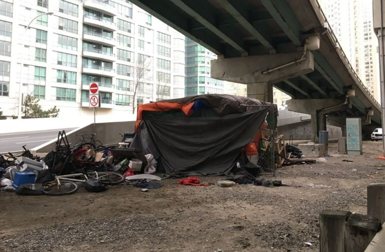 Coronavirus: Toronto's homeless face dire situation as support collapses, advocates say