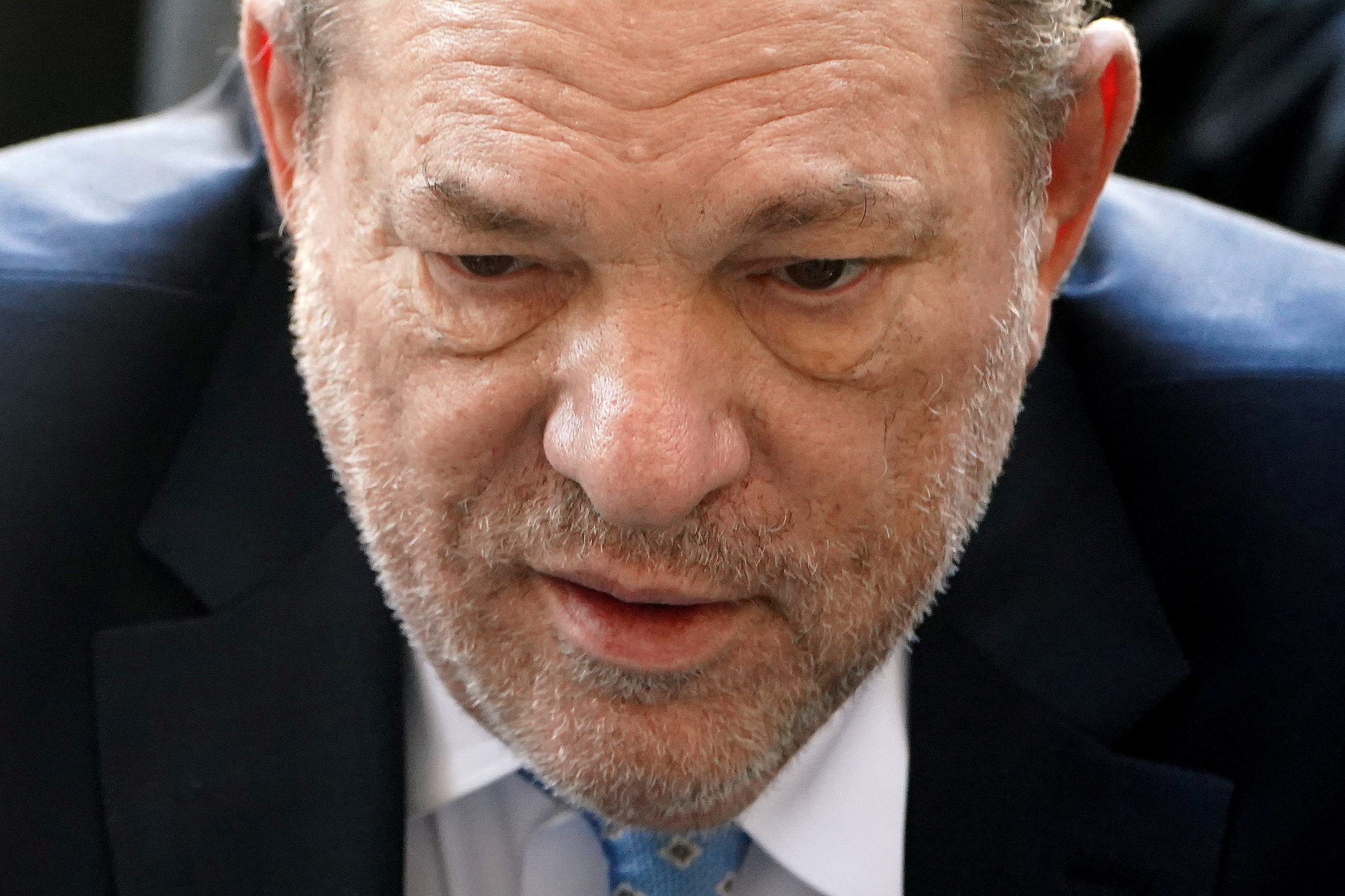 Harvey Weinstein tests positive for COVID-19 in prison, union official says