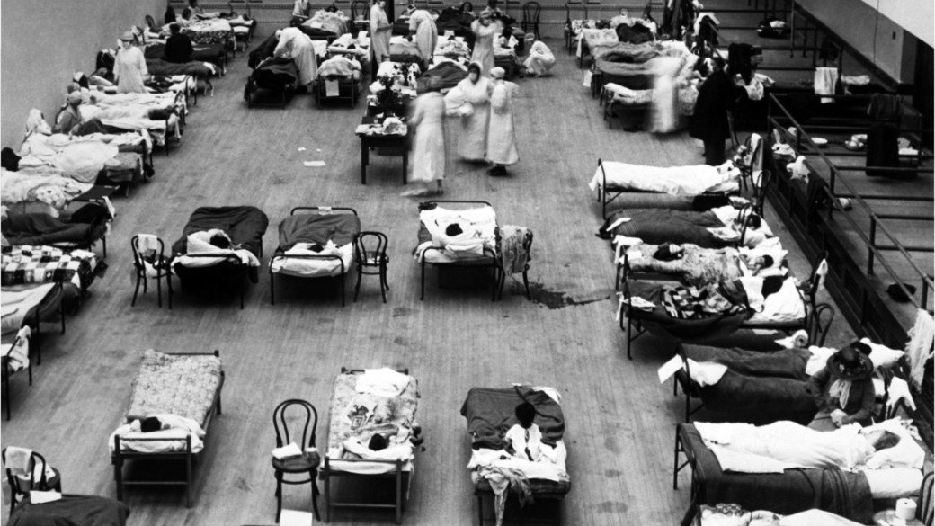 Here's how the Spanish Flu is similar and different from the coronavirus