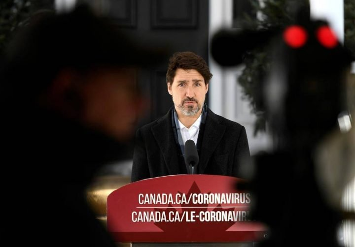Liberal bill on coronavirus would give feds power to spend, tax without parliamentary approval