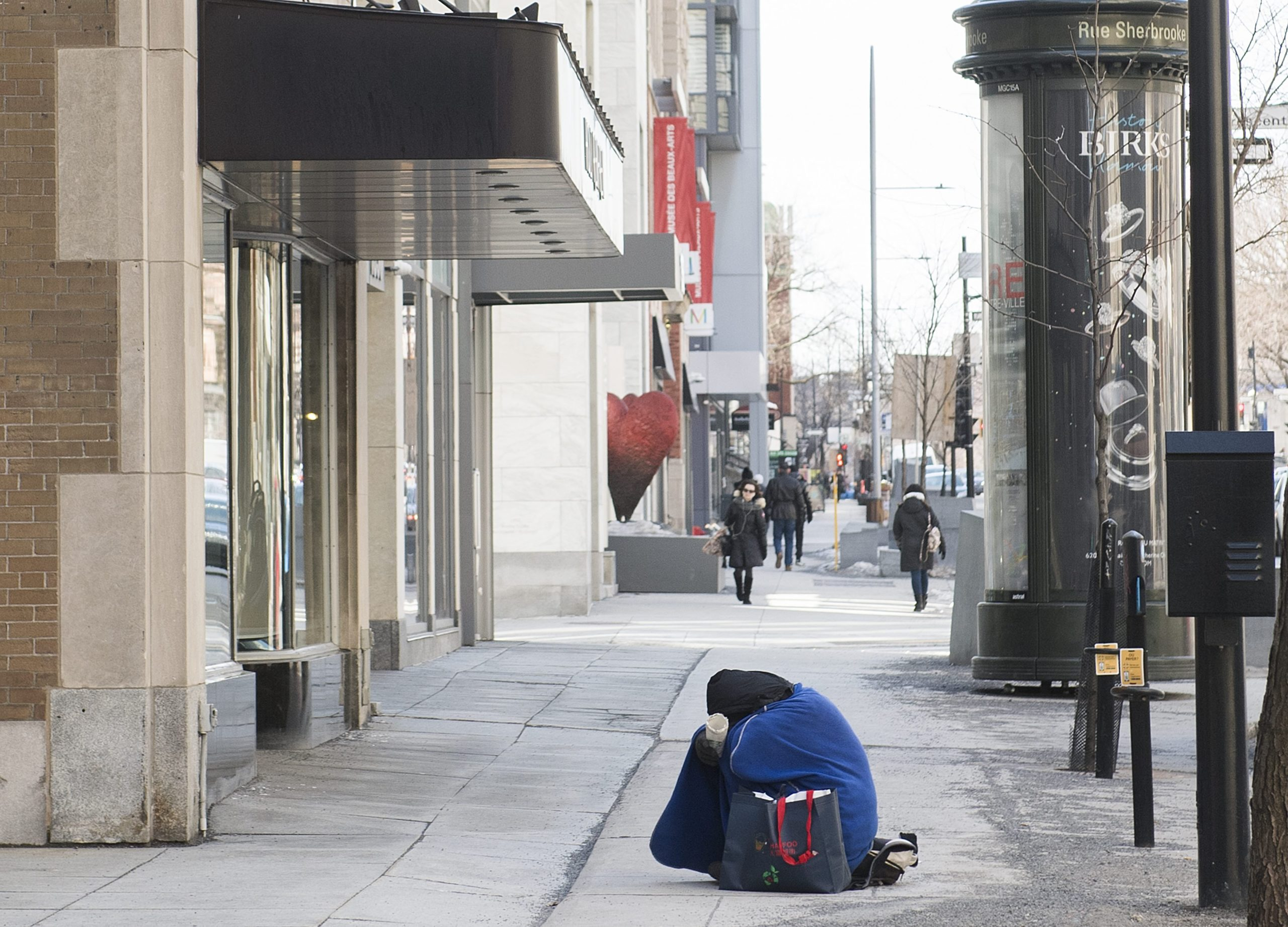 Montreal shelters' concerns heightened after homeless man tests positive for COVID-19