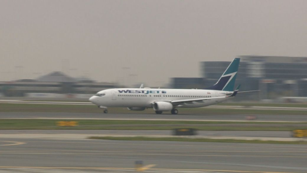 WestJet says some recent passengers may have been exposed to coronavirus