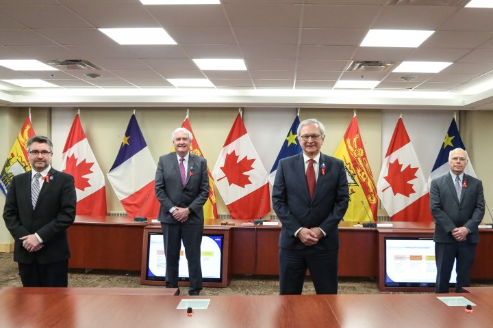 How New Brunswick's four-step plan to recover from COVID-19 works