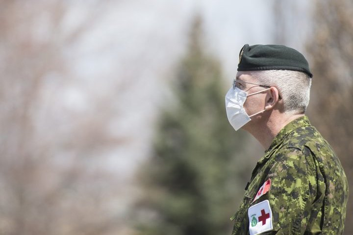 Coronavirus: Feds approve Ontario's request for military help at long-term care homes