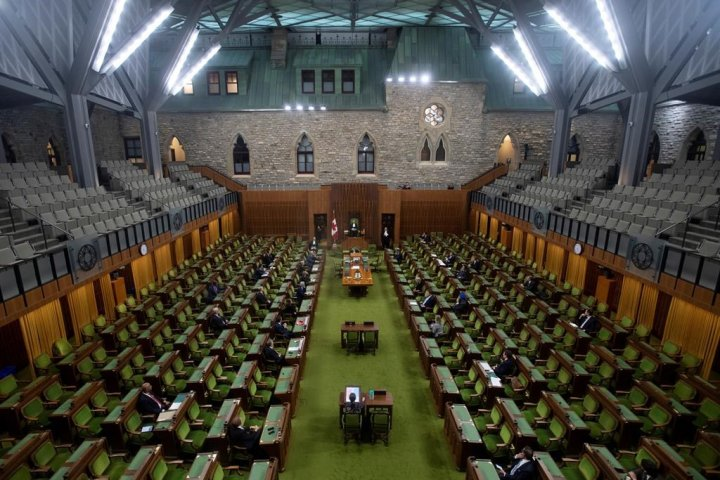 Liberals seeking input on possible virtual sittings of the House of Commons