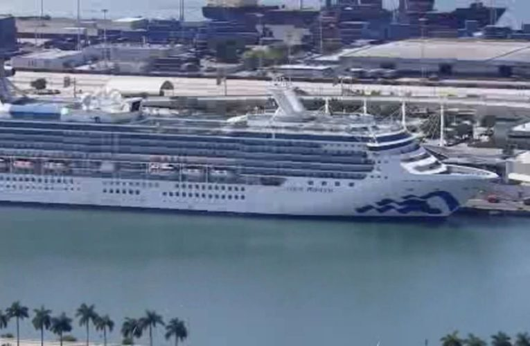 Australia homicide detectives probe coronavirus deaths on cruise ship, seize 'black box'