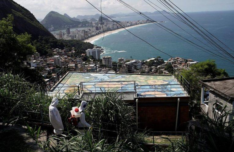 Brazil eyes restart of soccer games, businesses as coronavirus cases top 66,000