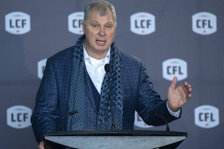 CFL commissioner remains hopeful for football in 2020