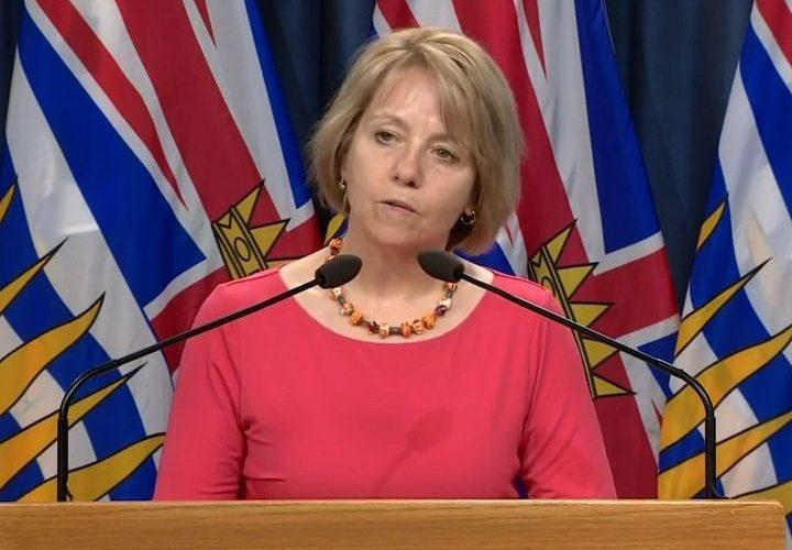 Coronavirus: B.C. health officials to provide Tuesday update
