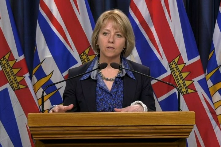 B.C. health officials to provide Wednesday update on coronavirus response
