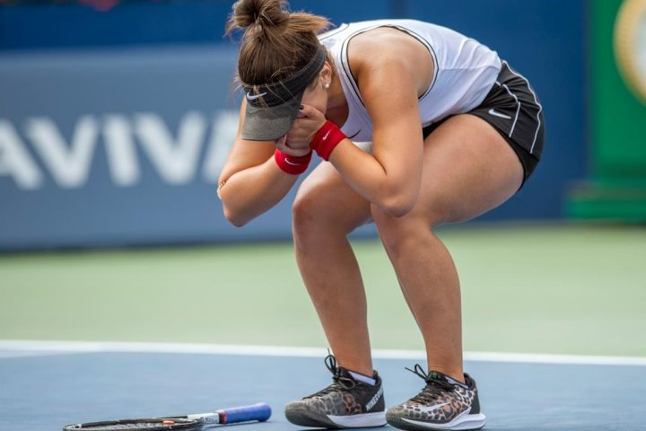 Rogers Cup women's tennis tournament in Montreal cancelled