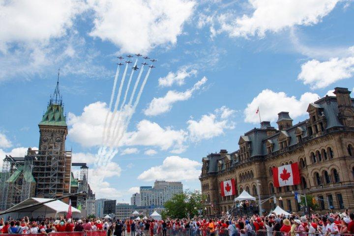 Ottawa's Canada Day celebrations cancelled due to coronavirus, virtual program planned