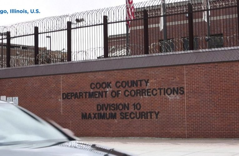More than 100 federal inmates, corrections officers test positive for COVID-19