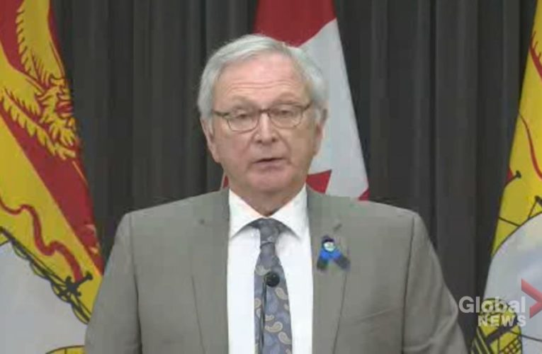 New Brunswick economic recovery plan coming soon as province moves toward 'new normal'