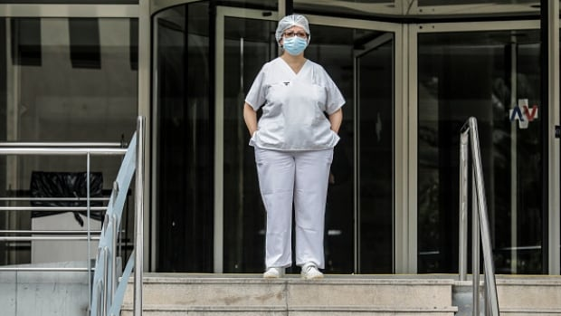 Nurses must be protected from abuse during coronavirus pandemic, WHO says