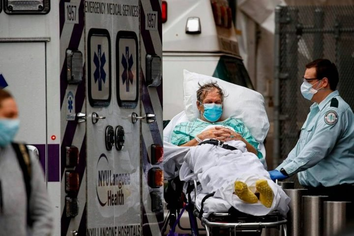 New York City's COVID-19 death toll soars as 'probable' fatalities get counted