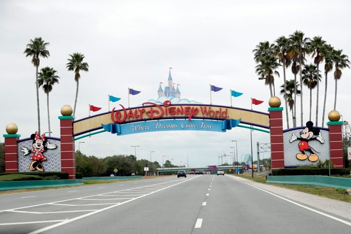 Disney World to furlough 43,000 workers due to coronavirus pandemic