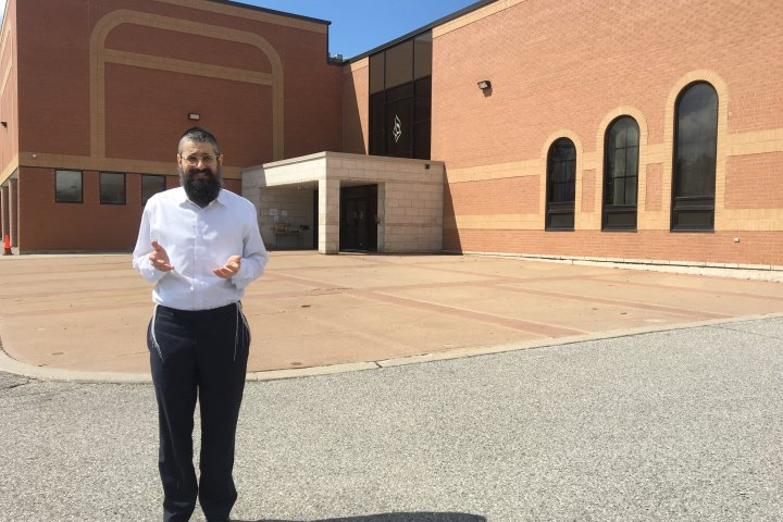 Toronto-area rabbi pleads for physical distancing during Passover