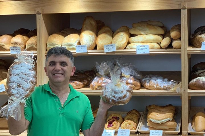 Calgary bakery breaks bread with community during COVID-19 pandemic