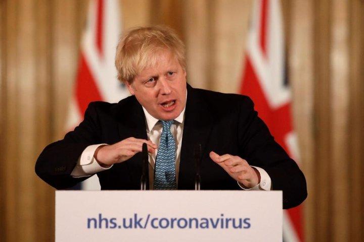 British PM Boris Johnson in intensive care due to coronavirus symptoms