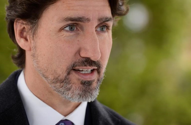 Trudeau open to 'voluntary' coronavirus tracking app but says privacy paramount