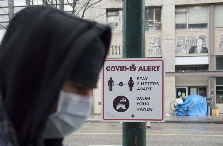 Use of Vancouver's overdose prevention sites down amid COVID-19 crisis