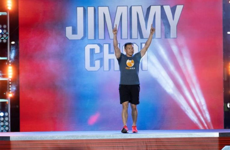 When Life Gives You Parkinson's podcast: From rock bottom to 'American Ninja Warrior'