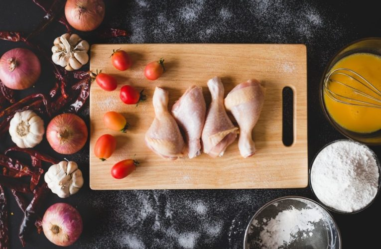 Your chicken might be undercooked — even if it's not pink inside: study