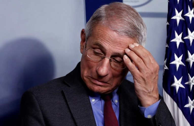 Anthony Fauci among 3 key U.S. officials in self-quarantine after COVID-19 exposure