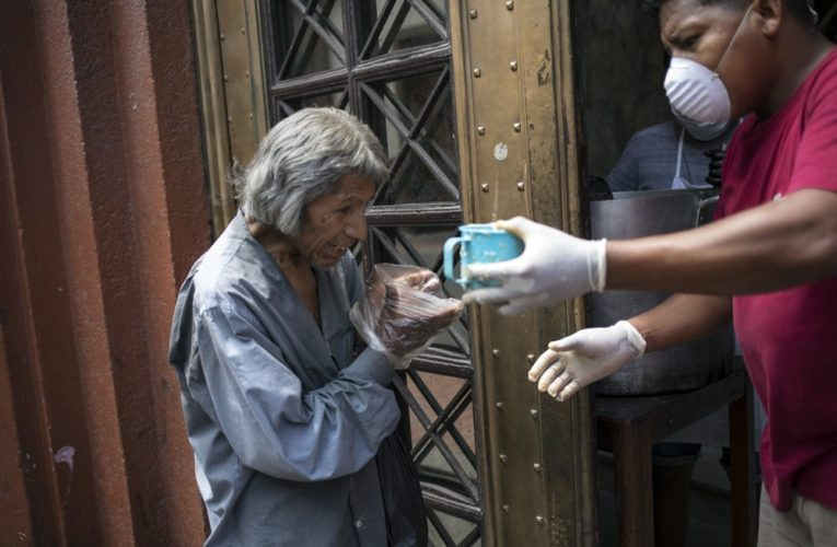 At least 14 million people could go hungry in Latin America due to coronavirus: UN