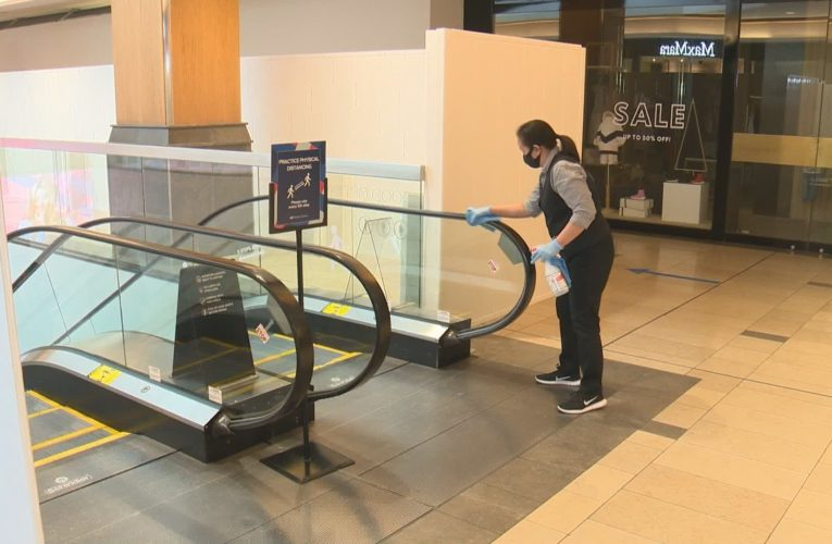 B.C. shops reopen as retailers, shoppers adjust to the new normal