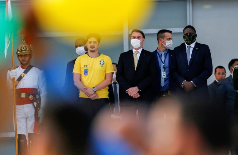 Brazil loses second health minister in a month as coronavirus outbreak grows