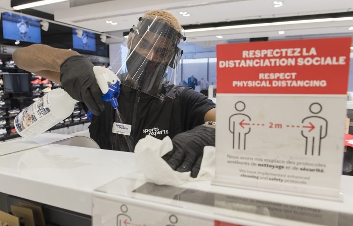 Canada reports 121 more coronavirus deaths, more than 1,000 new cases