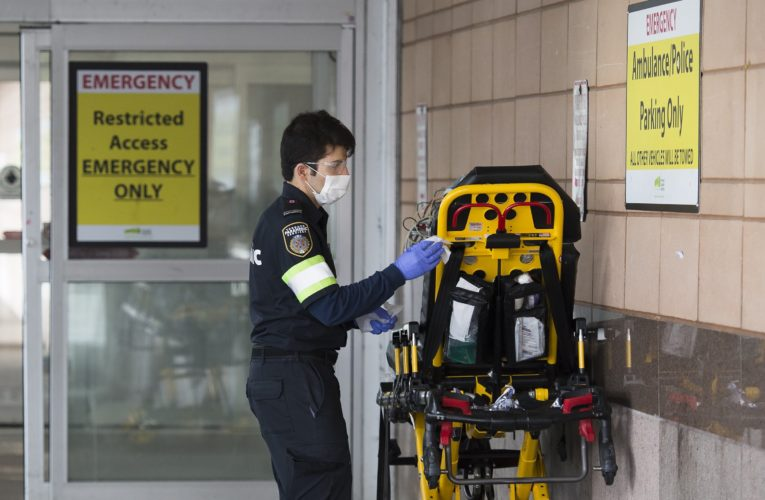 Canada reports more than 55,000 COVID-19 cases, with close to 3,400 deaths