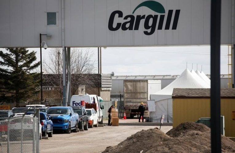 Coronavirus: Another Cargill meat plant set to close due to COVID-19 outbreak