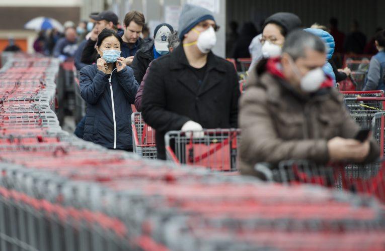 Coronavirus cases in Canada near 65K as total deaths surpass 4,400