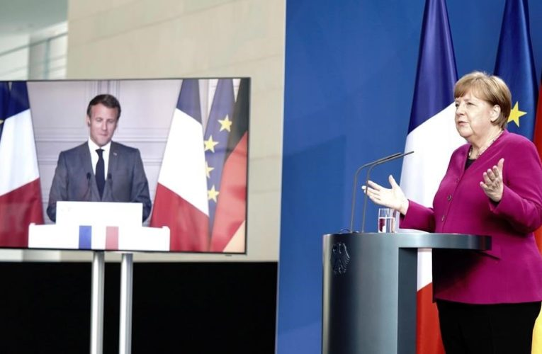 Coronavirus: Germany, France propose EU economic recovery fund worth 500B euros