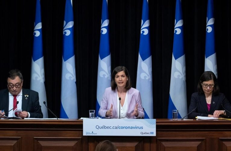 Coronavirus outbreak: Quebec announces gradual reopening of museums, drive-in cinemas, libraries