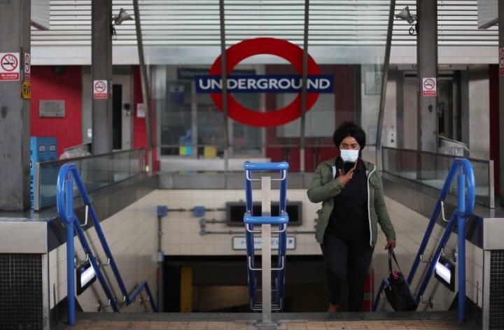 Coronavirus: U.K. urges public to use face masks, marking U-turn on previous advice
