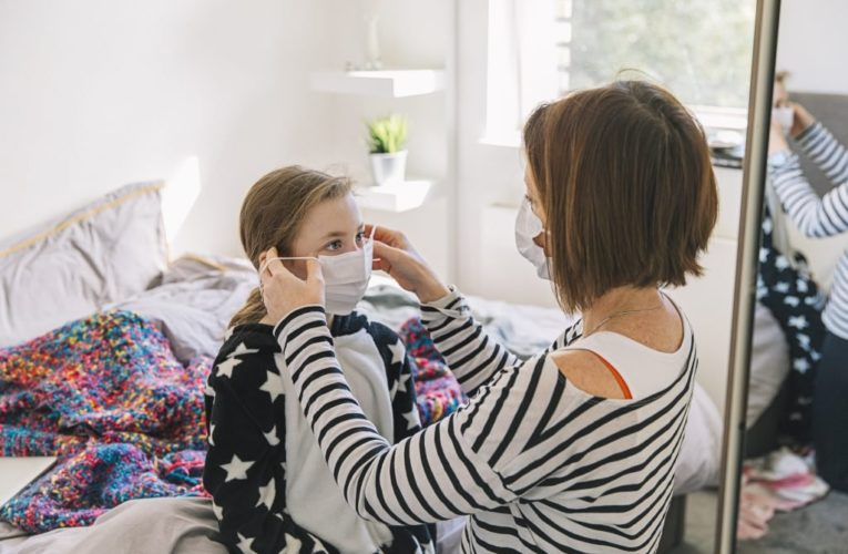 Does my child need a face mask? Depends on age, experts say