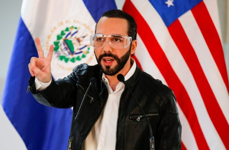El Salvador president takes hydroxychloroquine to fight COVID-19, cites Trump's use
